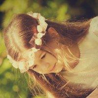 Девочка :: Анна Царёва