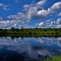 Зеркало Мологи реки... :: Sergey Gordoff