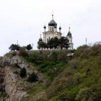 Церковь. Крым :: Андрей Лавров