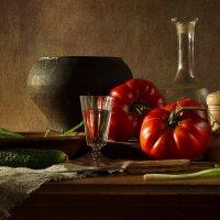 С южными помидорами :: Lev Serdiukov