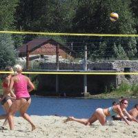 Пляжный волейбол :: Ростислав