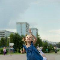 детское счастье :: Александр Чаринцев