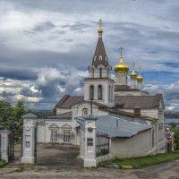 Храм Илии Пророка :: Сергей Цветков