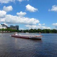 Alster Cabrio II :: Nina Yudicheva