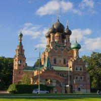Троицкая церковь :: Светлана Соловьева