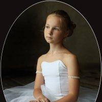 Овальный портрет :: Виктория Иванова