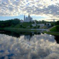 Над Западной Двиной :: Сергей Беляев
