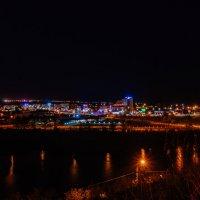Лунная ночь :: Сергей Алексеев