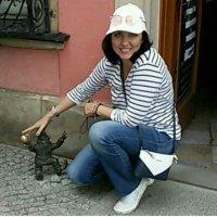 Самый главный гномик во Вроцлаве :: Galina Belugina