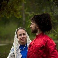 Казачья пара..... :: Виктор Перякин