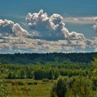 Валдайские дали... :: Sergey Gordoff