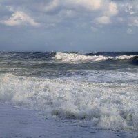 Волны в синем :: M Marikfoto