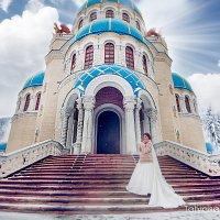 зимняя сказка в Москве :: Татьяна Мальцева