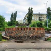 Интерьер набережной. :: Anatol Livtsov