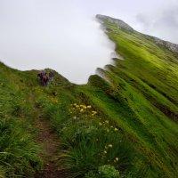 полет горы :: Elena Wymann