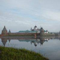 Соловецкий монастырь :: Волкова Наталия
