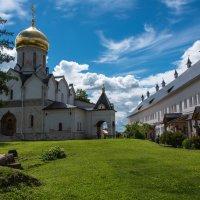 Саввино-Сторажевский монастырь. :: Владимир Безбородов