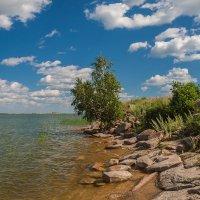 Между небом и водой :: Дмитрий Костоусов
