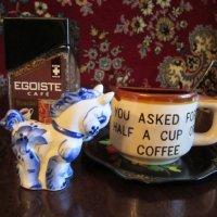 Вы просили полчашечки кофе :: Дмитрий Никитин