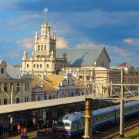 Вокзал :: Ирина Олехнович