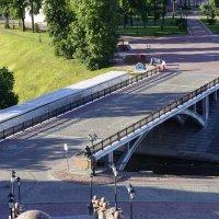 Пушкинский мост :: Сергей Беляев