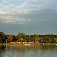 У озера :: Aнна Зарубина