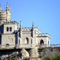 Крым. Ласточкино гнездо :: Андрей Лавров