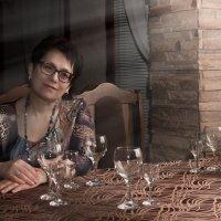портрет моей жены :: Андрей Куницын