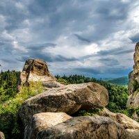 Горы. :: Евгений Мокин