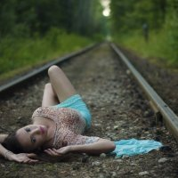 Пока поезд не пошёл. :: Геннадий Белоусов