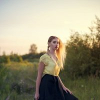 У железной дороги :: Женя Рыжов