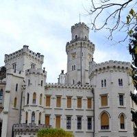 Замок Глубока :: Ольга
