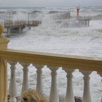 Чегой то мне эта погодка не по душе.... :: M Marikfoto