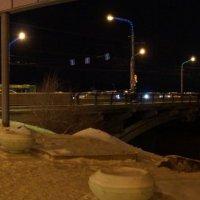 коммунальный мост :: Иннокентий Авдонин