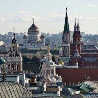 Крыши, башни, купола. :: D. S.