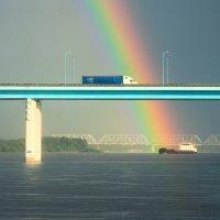 """Два моста и """"мостик"""" :: Владимир Голиков"""