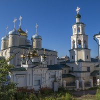 Сияющие купола Казани :: Сергей Цветков