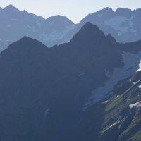 Двое в горах ... :: Андрей Любимов