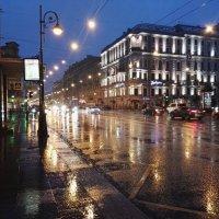 Вечер в Питере. :: Oleg