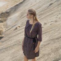 Песчаный карьер :: Женя Рыжов