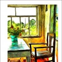 Старое кресло :: Николай Староверов