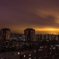 ночной город :: Александр Лиховцов