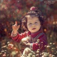 Малышка :: Malinka Art Galina Paigetova