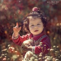 Малышка :: Malinka Art Galina Kazan