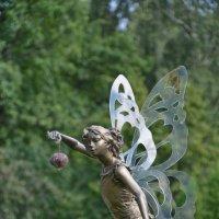 Маленькая фея :: Анастасия Смирнова