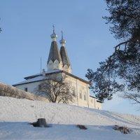 cнег Ферапонтова монастыря.. :: Александра