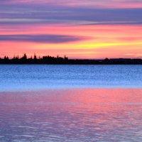 Дивные краски восхода :: Ольга Голубева