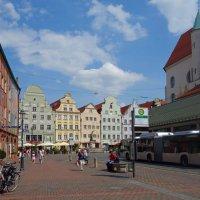Augsburg...Август в городе... :: Galina Dzubina