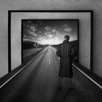 коллаж, frame Illusion :: Viktoria Anufrieva