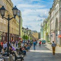 Москва, Центр :: Игорь Герман